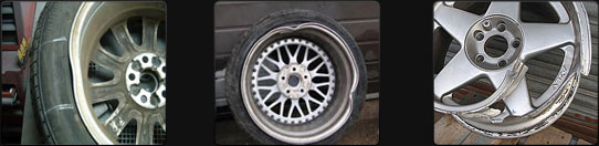 Coolmine Motors Alloy Wheels Repair Service