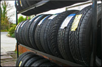 Coolmine Motors's wide range of tyres
